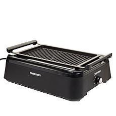 Chefman Smokeless Carbon Fiber Grill