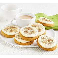 Cheryl's 24-Piece Pumpkin Spice Latte Cookies