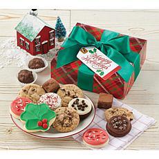 Cheryl's Traditional Happy Holidays Treats Gift