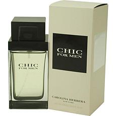 Chic by Carolina Herrera edt Spray3.4 oz for Men
