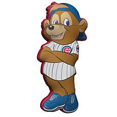 Chicago Cubs Plushlete Mascot Pillow