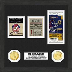 Chicago White Sox 3-Time World Series Ticket Collection