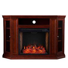 Cipriani Convertible Media Smart Fireplace