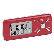 Citizen Deluxe Digital Pocket Pedometer