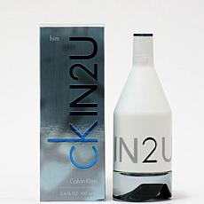 Ck In2U Him By Calvin Klein Eau De Toilette Spray 3.4 oz.