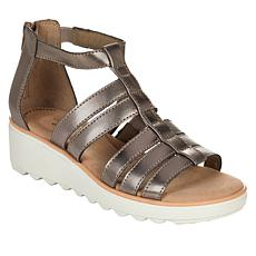 Clarks Collection Jillian Nina Gladiator Sandal