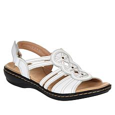 Clarks Collection Leisa Janna Leather Sandal