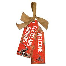 Cleveland Browns 12 Inch Team Tags