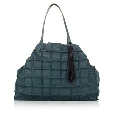 Clever Carriage Italian Artisan Leather Shopper - Limited Quantity