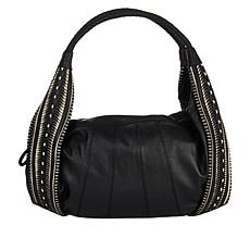 Clever Carriage Portofino Handcrafted Leather Hobo