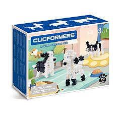 Clicformers Loving Friends 79-Piece Set