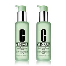 Clinique Liquid Facial Soap Duo