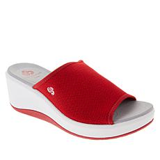 CLOUDSTEPPERS™ by Clarks Step Cali Bay Wedge Slide