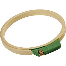 Clover Plastic Embroidery Stitching Hoop 7 -