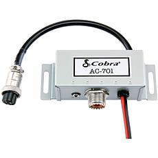 Cobra AC 701 Power and Antenna Connection Box for 75-WXST