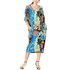 Coldesina Patti Kaftan Dress