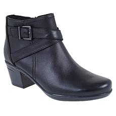 Collection by Clarks Emslie Cyndi Leather Ankle Boot