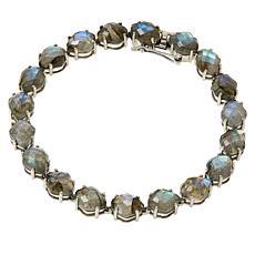 Colleen Lopez 9x7mm Labradorite Tennis Bracelet