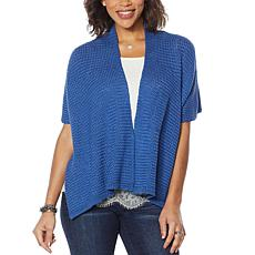 Colleen Lopez Knit Shawl Topper