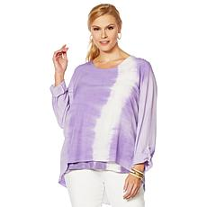 Colleen Lopez Ombre and Sequin Tunic