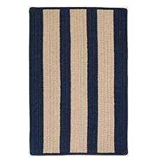 Colonial Mills Boat House 2' x 8' Rug - Navy