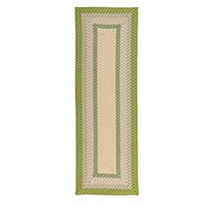 Colonial Mills Montego 2' x 8' Rug - Lime Twist