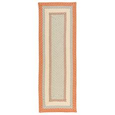 Colonial Mills Montego 2' x 8' Rug - Tangerine