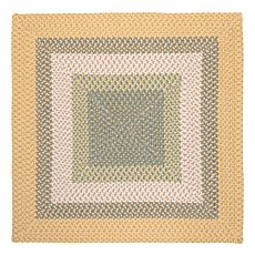 Colonial Mills Montego 8' Square Rug - Sundance