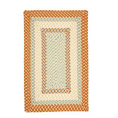 Colonial Mills Montego 8' x 11' Rug - Tangerine