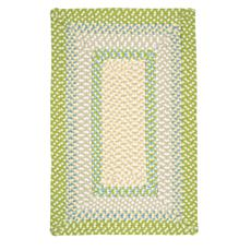 Colonial Mills Montego 8' x 11' Square Rug - Lime Twist
