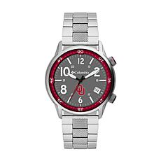 Columbia Men's Outbacker Oklahoma Stainless Steel Bracelet Watch