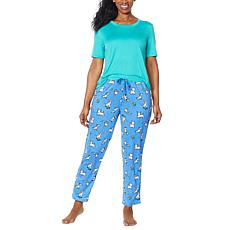 Comfort Code Soft & Light Knit Pajama Set