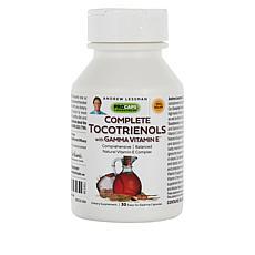 Complete Tocotrienols with Gamma Vitamin E - 30 Capsules
