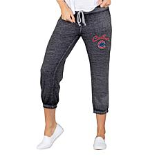 Concepts Sport Chicago Cubs Women's Knit Capri Pant