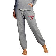 Concepts Sport Mainstream Ladies Knit Pant - Diamondbacks
