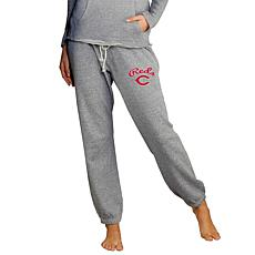 Concepts Sport Mainstream Ladies Knit Pant - Reds