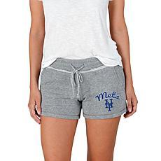 Concepts Sport Mainstream Ladies Knit Short - Mets