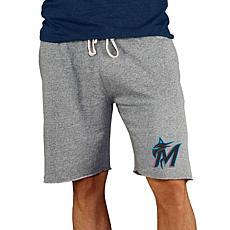Concepts Sport Mainstream Men's Knit Short - Marlins