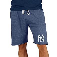 Concepts Sport Mainstream Men's Knit Short - Yankees