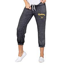 Concepts Sport Milwaukee Brewers Women's Knit Capri Pant