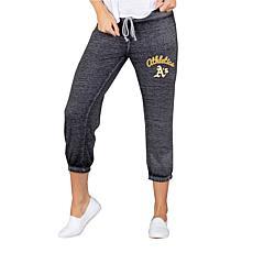 Concepts Sport Oakland Athletics Women's Knit Capri Pant