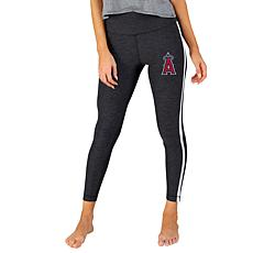Concepts Sport Officially Licensed MLB Ladies Legging - Angels
