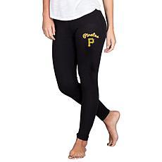 Concepts Sport Pittsburgh Pirates Fraction Women's Leggings
