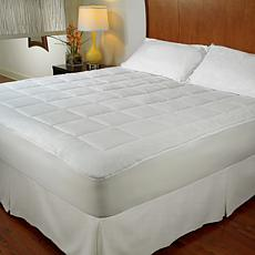 Concierge All Season Reversible Mattress Pad - Full