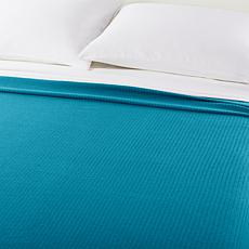 Concierge Collection 100% Cotton King/Cal King Blanket
