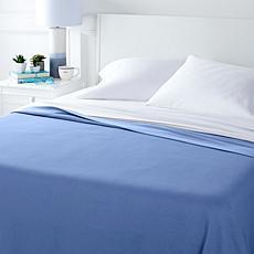 Concierge Collection 100% Cotton Sheet-Blanket