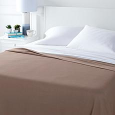 Concierge Collection 100% Cotton Sheet-Blanket