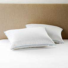 Concierge Collection 2-pack Everlasting Loft Jumbo Pillows