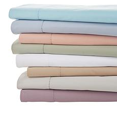 Concierge Collection 4-piece 300 Thread Count Cotton Sateen Sheet Set