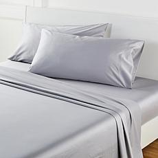 Concierge Collection 400TC 100% Cotton Wrinkle-Resistant Sheet Set